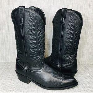 Laredo Jacksonville Leather Western Boots 12